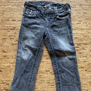 True Religion Toddler Jeans Size 3T (2 pair)